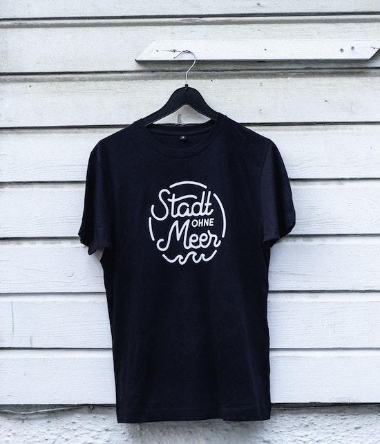 STADT OHNE MEER - Shirt Navy