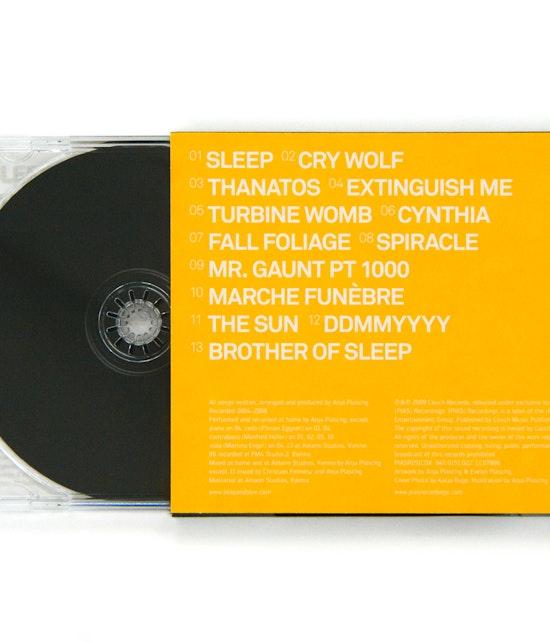 SOAP&SKIN - LOVETUNE FOR VACUUM (CD)