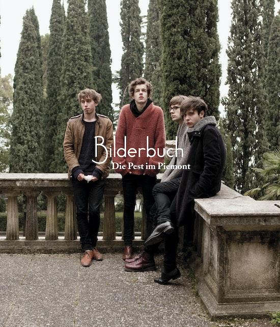 Bilderbuch –Die Pest im Piemont (Vinyl)