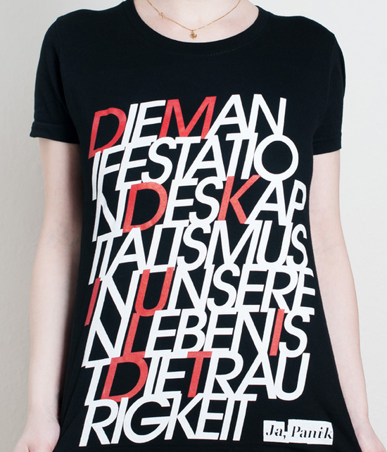 Ja, Panik - DMDKIULIDT Shirt Slim Fit