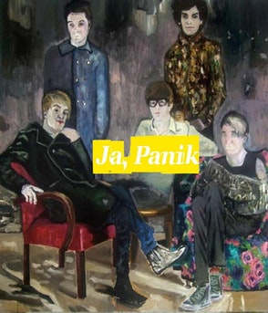 Ja, Panik - The Angst And The Money CD