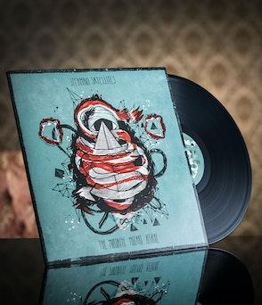 "Steaming Satellites - ""Mustache Mozart Affaire"" (LP)"