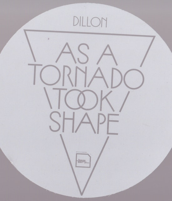 Dillon - As a Tornado Took Shape Transparent  [Sticker]