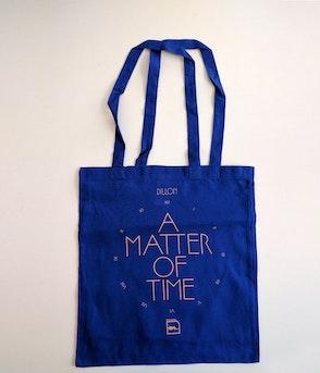 DILLON - A Matter Of Time blau [Bag]