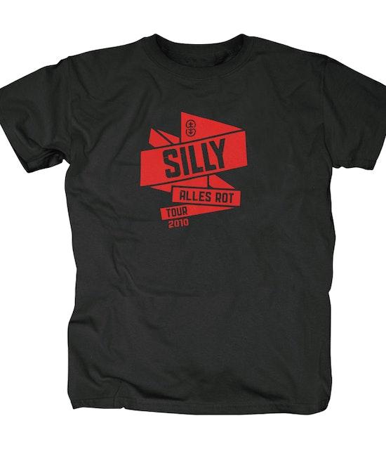 """Silly - """"Tour 2010"""" T-Shirt"""