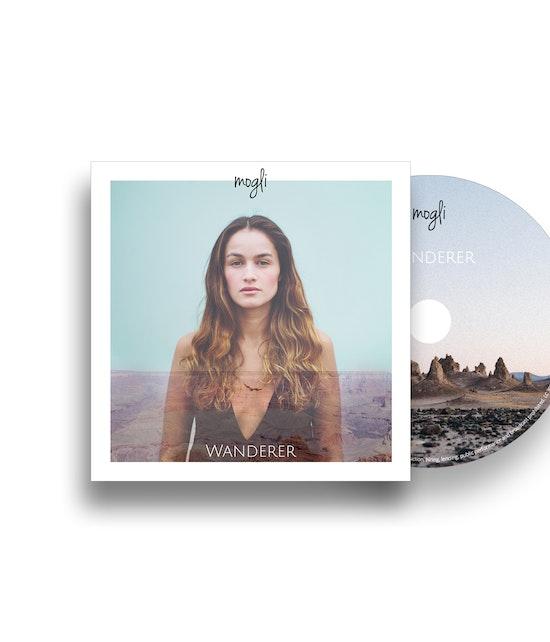 "mogli - ""Wanderer"" [CD]"