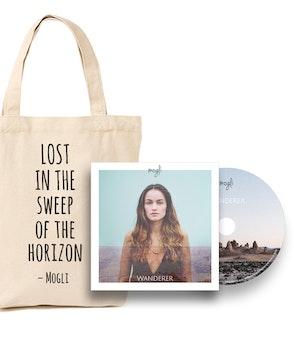 "mogli - ""Wanderer"" Bundle (CD + Lost Bag)"