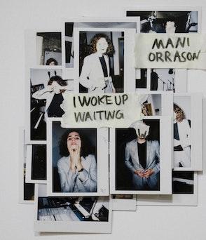 "Máni Orrason - CD ""I Woke Up Waiting"""