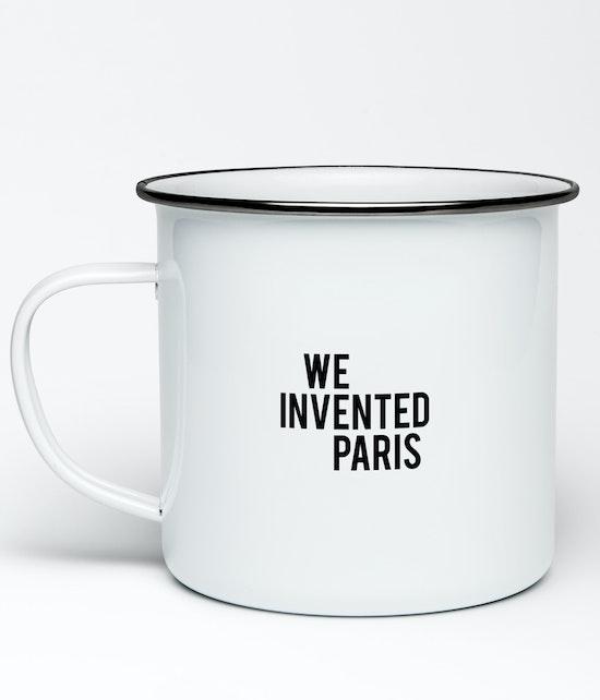 We Invented Paris - Tasse