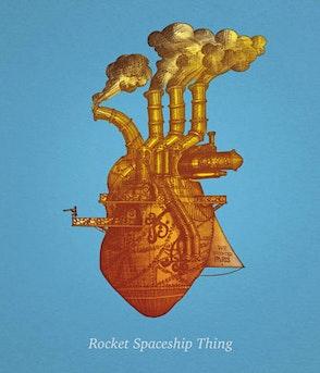 WIP - ROCKET SPACESHIP THING-LP