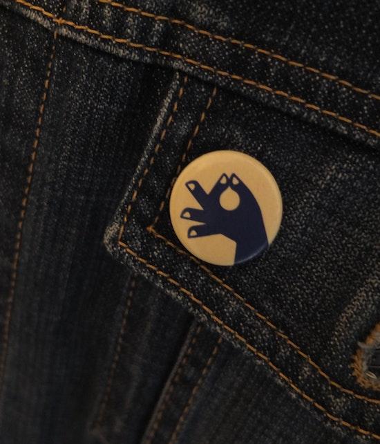 GoldMucke - PIN Hand