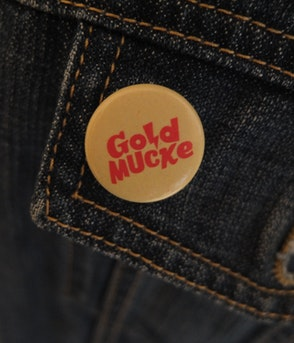 GoldMucke - PIN Logo