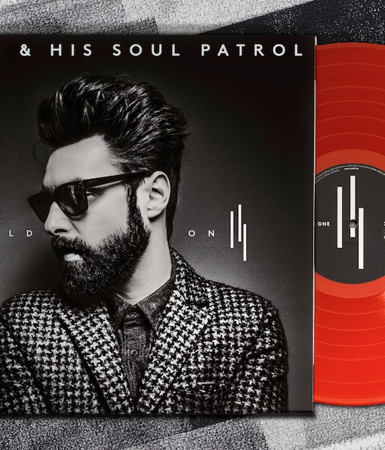 SAN2 & HIS SOUL PATROL - HOLD ON - EXTENDED EDITION VINYL