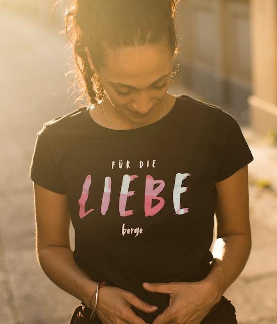 Berge - Für die Liebe (T-Shirt)