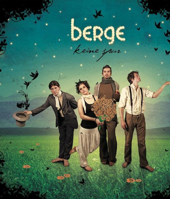 Berge - Keine Spur (CD Album)