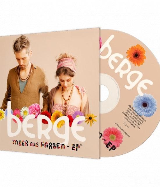 Berge - Meer aus Farben Akustik-EP (CD EP)