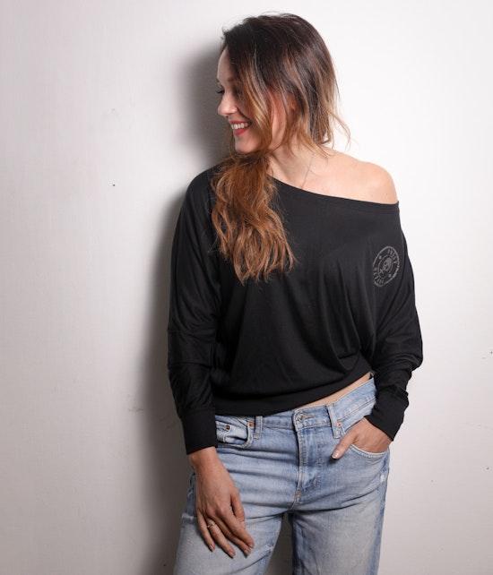 Carolin Kebekus - Fledermausshirt, black