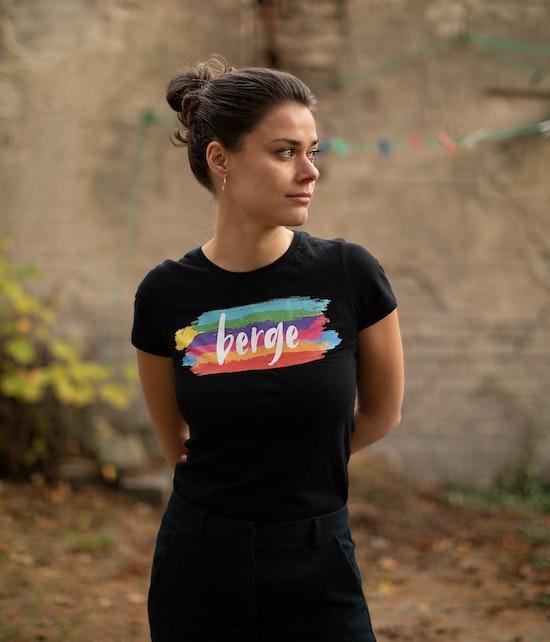Berge - Shirt Female