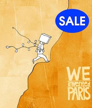 We Invented Paris - We Invented Paris (CD)
