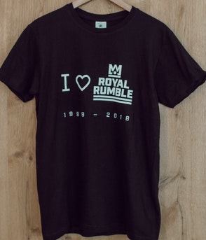 halle02 - I <3 Royal Rumble (T-Shirt)
