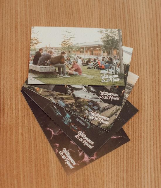 Halle02 - Postkartenset