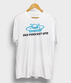 "Das Podcast UFO - T-Shirt ""UFO"""