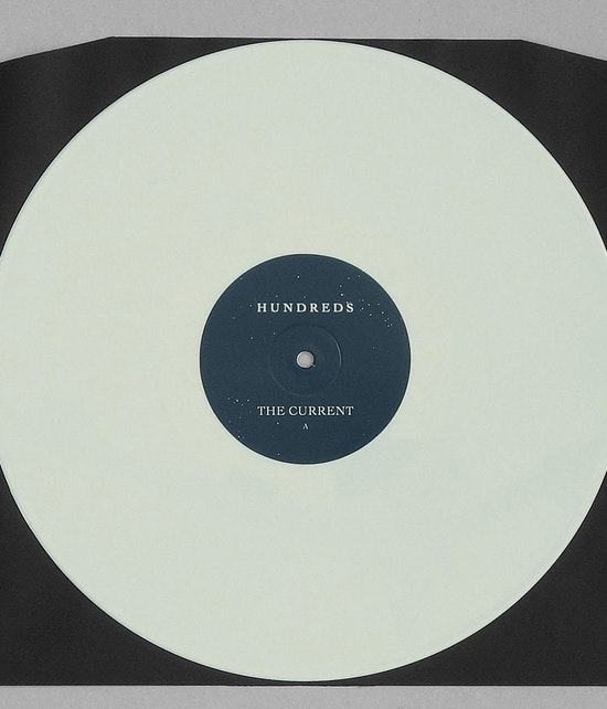 Hundreds -The Current (LP) *signiert*