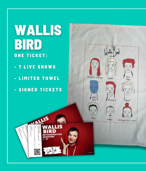 Wallis Bird - Retrospective Sessions Package