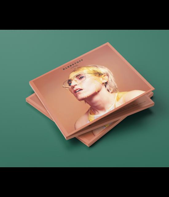 """""""Klebstoff"""" CD"""