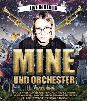 Mine - Mine & Orchester Live in Berlin (CD)