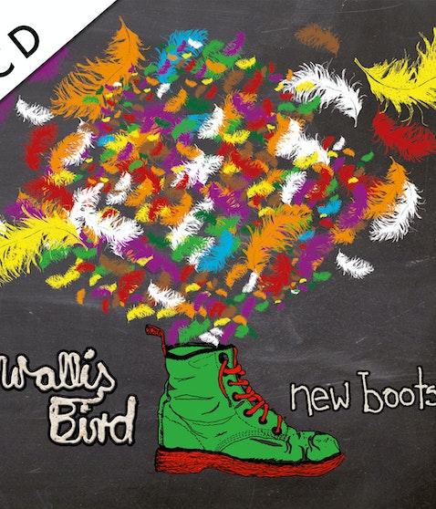 Wallis Bird - New Boots CD
