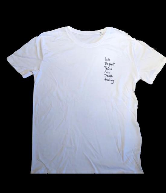 Wallis Bird - Woman T-Shirt (White)