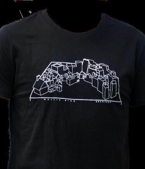 'Architect' Black Shirt
