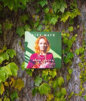ALEX MAYR - WANN FANGEN WIR AN (LP)