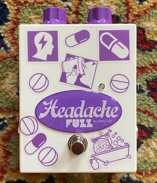 Headache Fuzz + Shirt Bundle