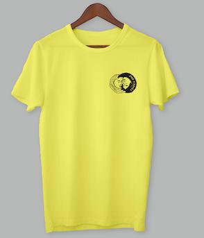 Feuer & Brot - T-Shirt gelb