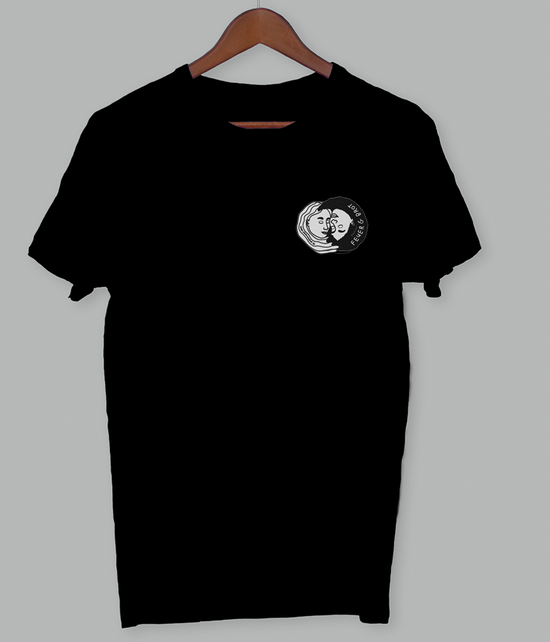 Feuer & Brot - T-Shirt schwarz