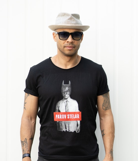 PAROV STELAR - T-Shirt Gringo Men Black