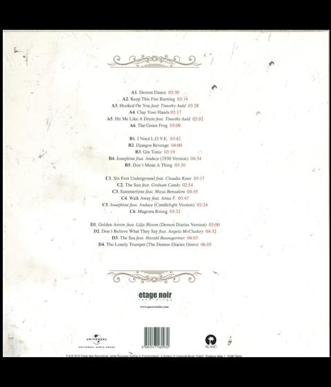 PAROV STELAR - The Demon Diaries (2XVinyl)