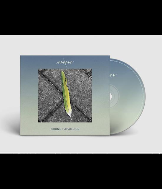GRÜNE PAPAGAIEN (CD)
