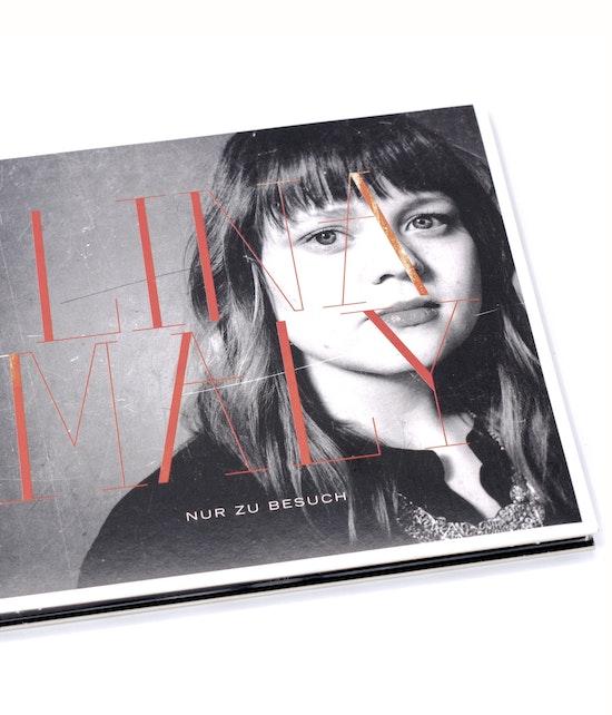 Nur Zu Besuch Album (CD)
