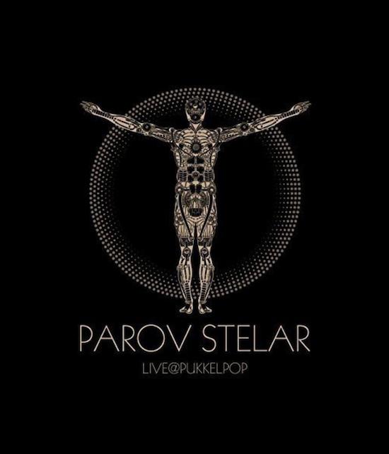 PAROV STELAR - Live@Pukkelpop 2015 (2XVinyl)