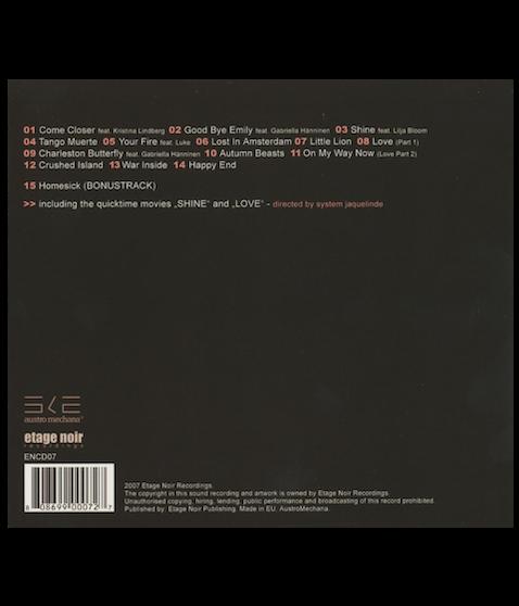 PAROV STELAR - Shine (CD)