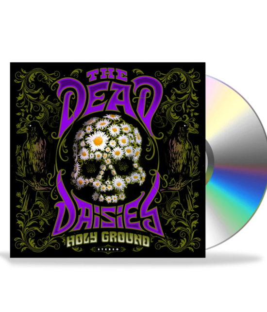 The Dead Daisies - Holy Ground (CD Digipack)