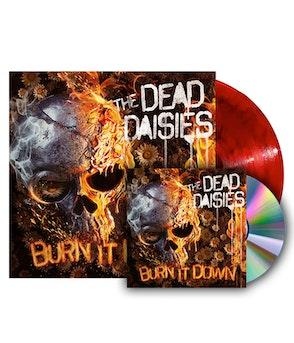 The Dead Daisies - Burn It Down (LP+CD)