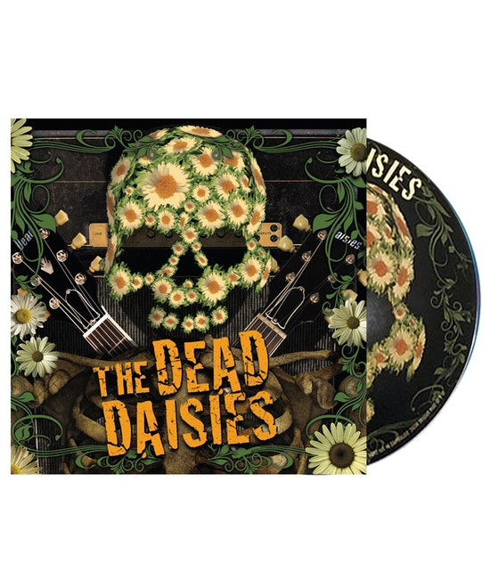 The Dead Daisies - The Dead Daisies CD (First Album)