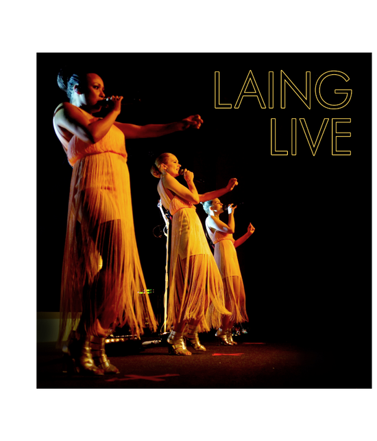 Laing - live (CD) Release: 10.12.2020