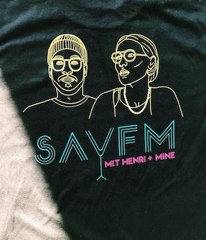 T-Shirt SauFM