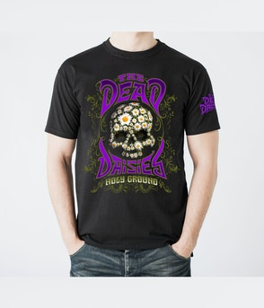 The Dead Daisies - Holy Ground - Album (T-Shirt)
