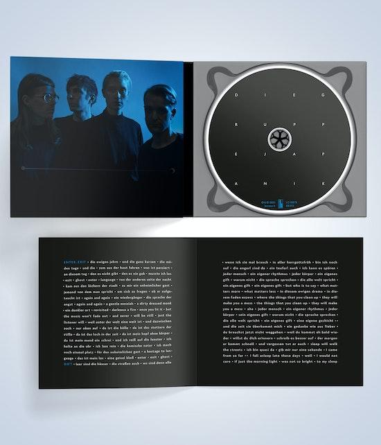 Ja,  Panik • DIE GRUPPE • CD Digipack